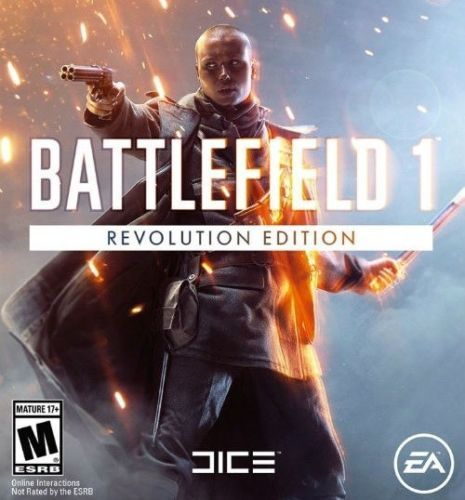 BATTLEFIELD 1 REVOLUTION EDITION + PREMIUM PASS PC KEY WORLDWIDE